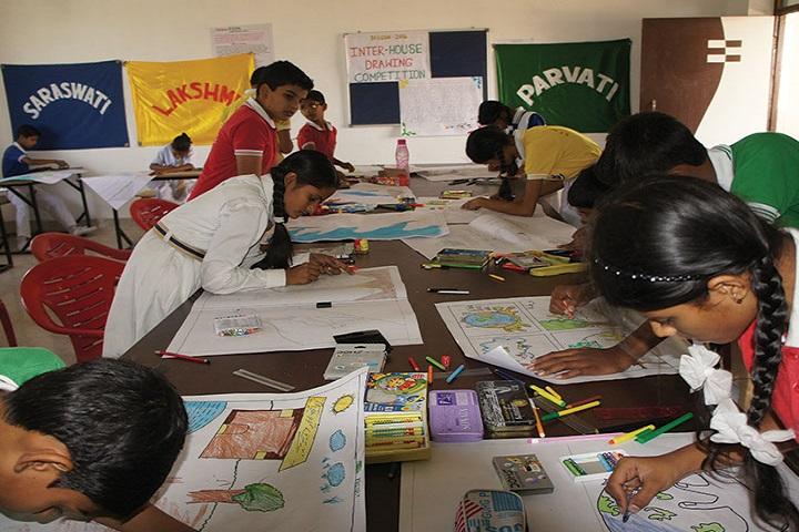G S  Residential School-Activity1