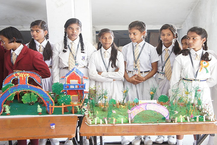G S  Residential School-Science Exhibition