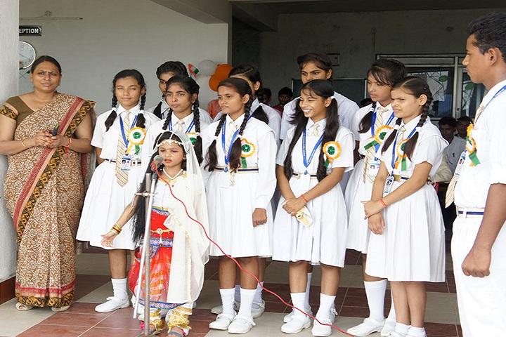 G S  Residential School-Singing