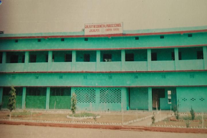 Galaxy Residential Public School-Campusview
