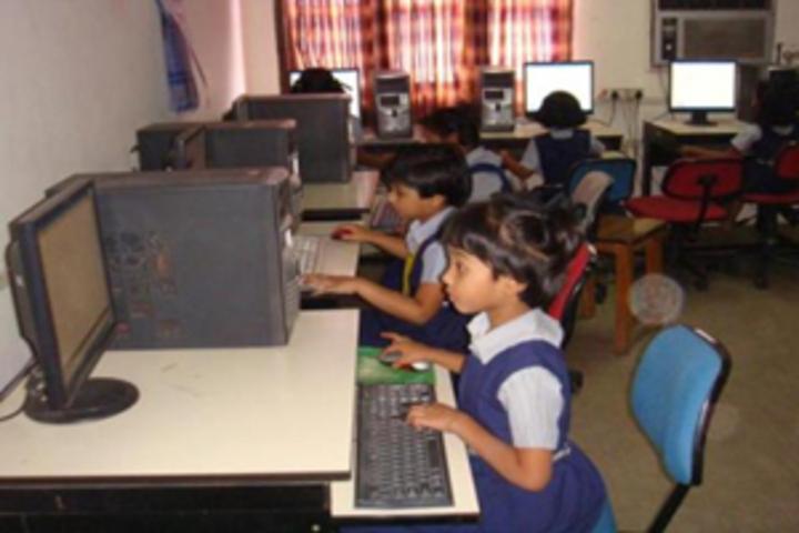 Akshara School-Computer Lab