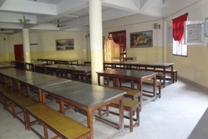 Akshara School-Dining Hall