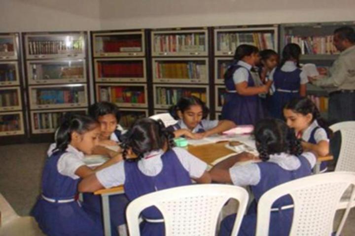 Akshara School-Library