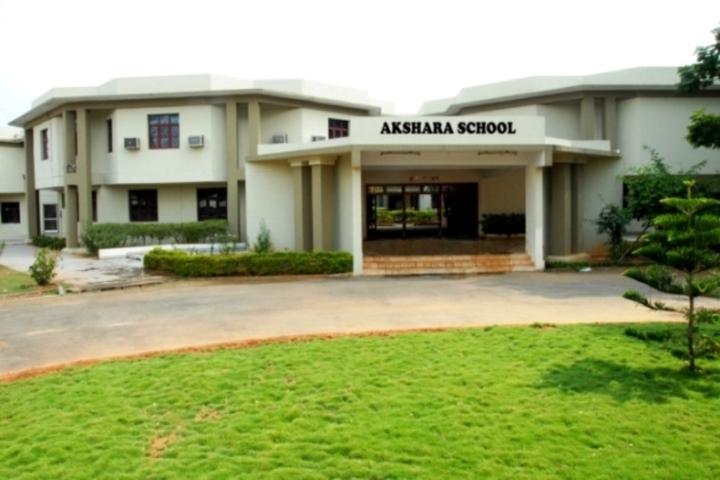 Akshara School-School Building
