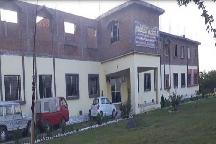 Ganga Global Public School-Campusview
