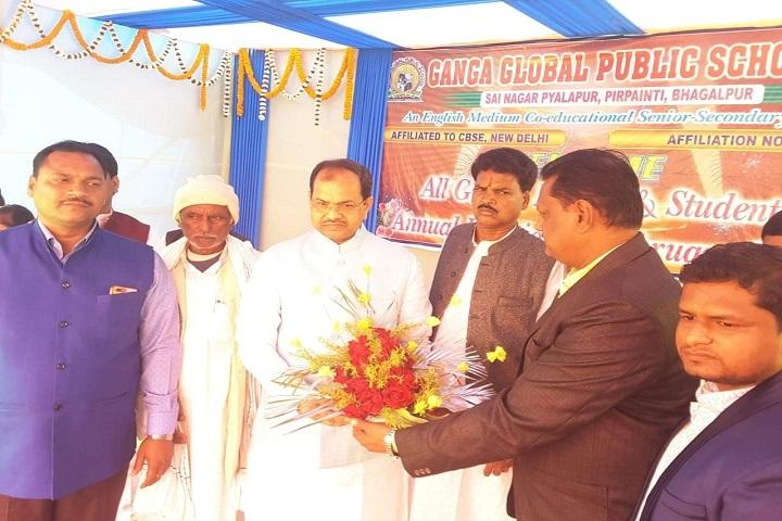 Ganga Global Public School-Events