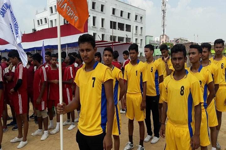 Ganga Global Public School-Sports Day