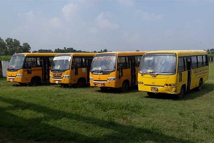 Ganga Global Public School-Transport