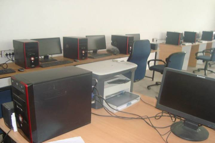 Ganga Global School-Computer Lab