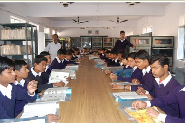 Ganpat Rai Salarpuria Saraswati-Library