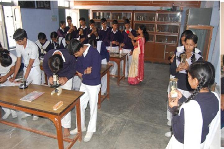 Ganpat Rai Salarpuria Saraswati-Physics Lab