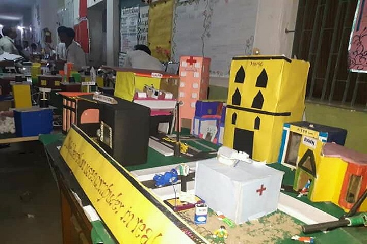 Ganpat Rai Salarpuria Saraswati-Science Exhibition
