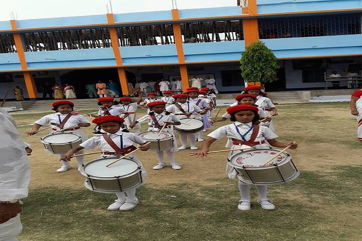 Ganpat Rai Salarpuria Saraswati -School Band
