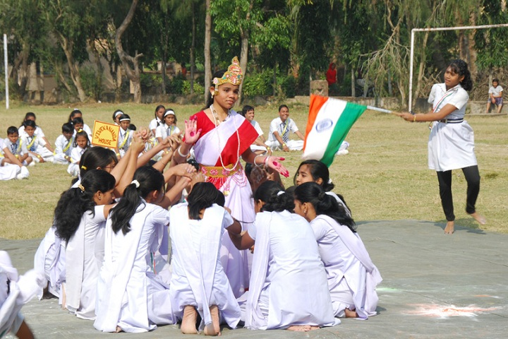 Range School-Republic day