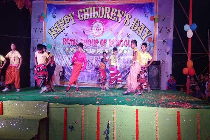 Royal Public School-Childrens day