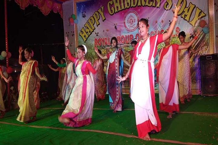 Royal Public School-Dances
