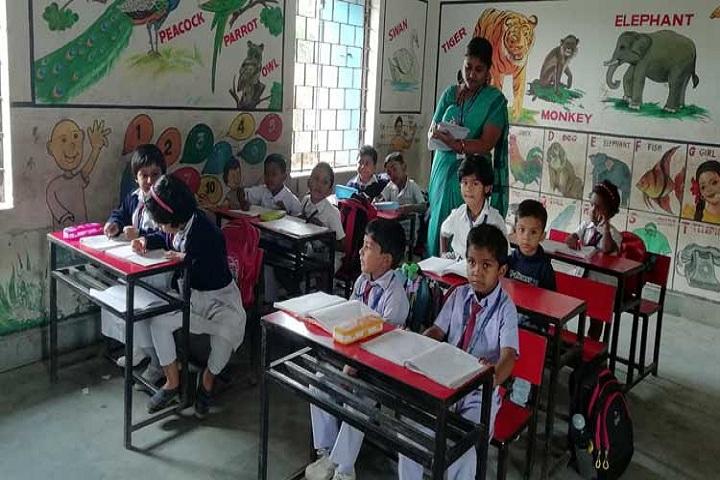 Royal Public School-Nursery classroom