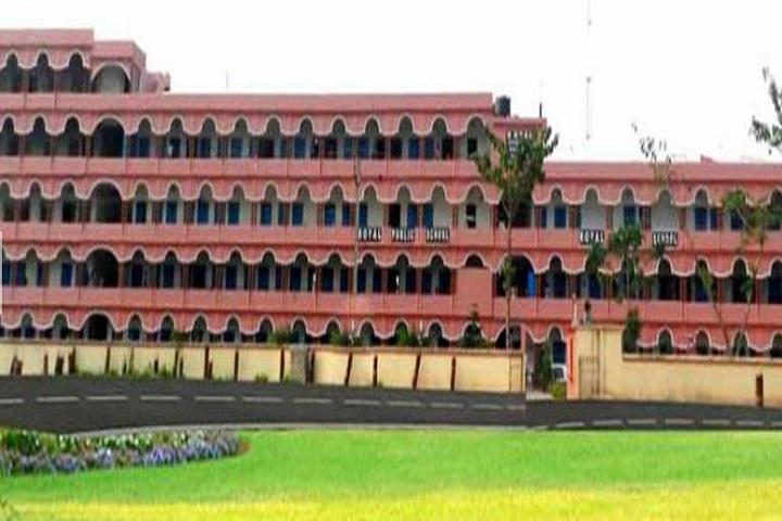 Royal Public School-School building