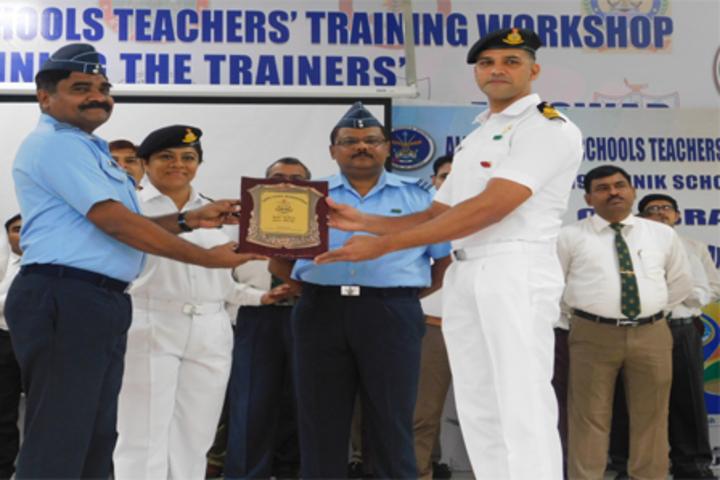Sainik School-Awards