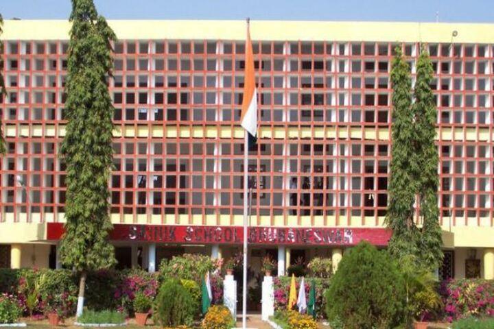 Sainik School-Campus View
