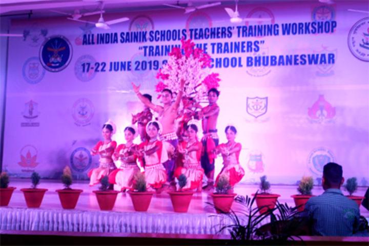 Sainik School-Event