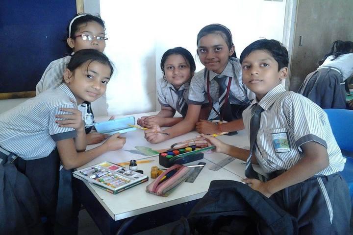 Sanskar International School-Activity Room