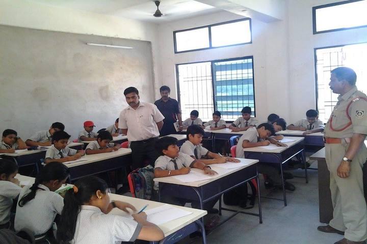 Sanskar International School-Classroom