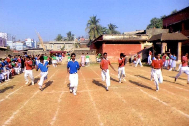 Santanu English Medium School-Sports