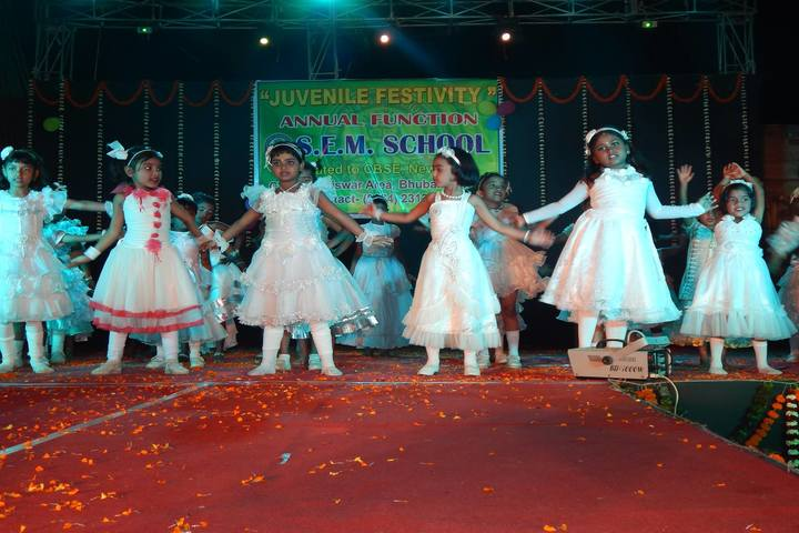 Santanu English Medium School-Annual Day