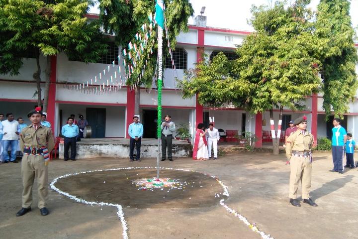 Shree Dadiji Mandir Trust Prabhavati Public School-Campus View