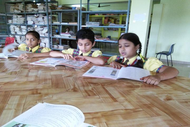 Shree Dadiji Mandir Trust Prabhavati Public School-Library