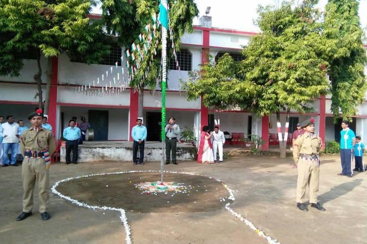 Shree Dadiji Mandir Trust Prabhavati Public School-Republic Day