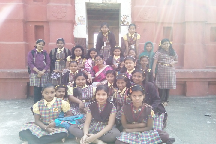 Shree Dadiji Mandir Trust Prabhavati Public School-Tour