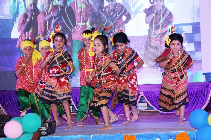 Shrikrishna International School function1