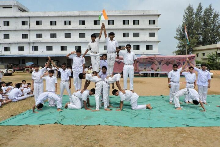 Siddhartha Public School-Independence Day