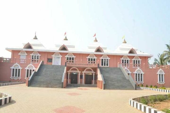 Sivananda Centenary Boys High School-Campus View