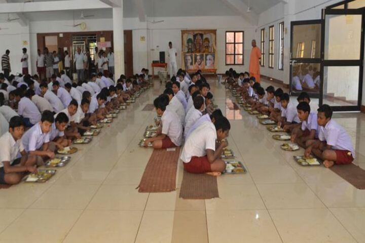 Sivananda Centenary Boys High School-Mess