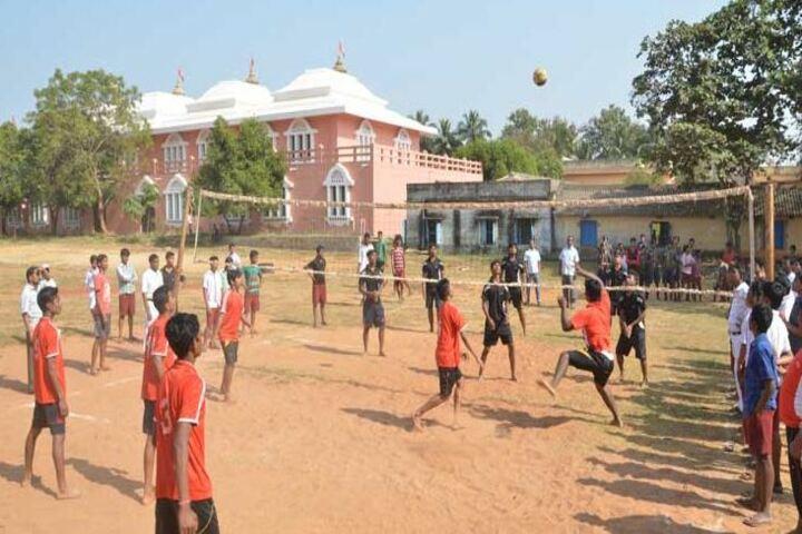 Sivananda Centenary Boys High School-Play Area