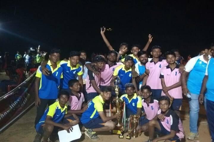 Sivananda Centenary Boys High School-Sports