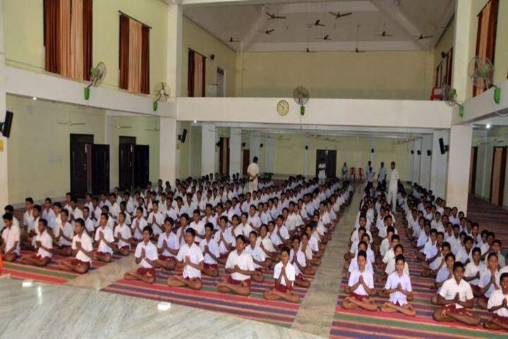 Sivananda Centenary Boys High School-Yoga
