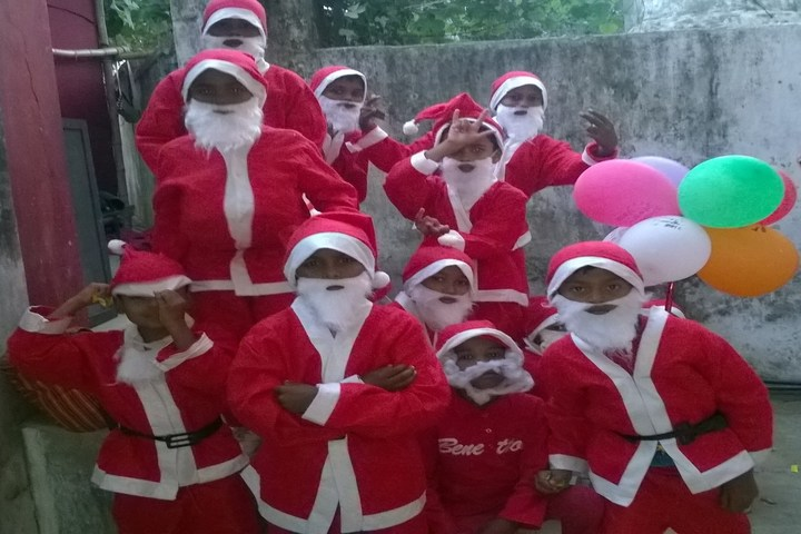 Sri Aurobindo Integral Education and Research Centre-Christmas Celebrations