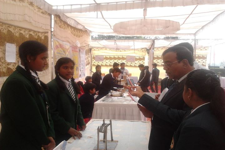 Sri Aurobindo Integral Education and Research Centre-Science fair