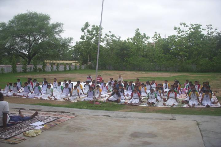Sri Aurobindo Integral Education and Research Centre-Yoga
