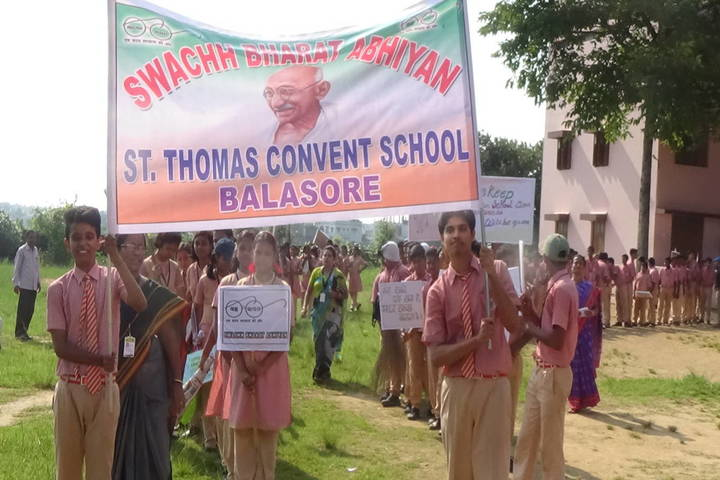St Thomas Convent School-Activity