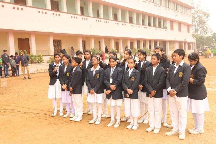 St Thomas Convent School-Group Song
