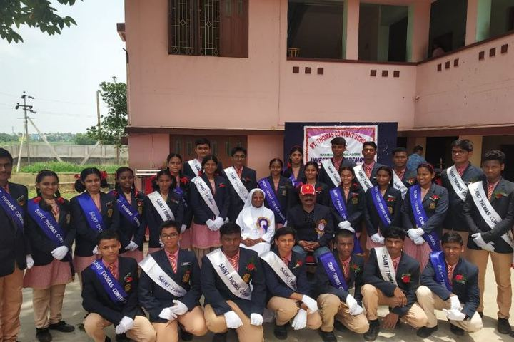 St Thomas Convent School-Investiture Ceremony