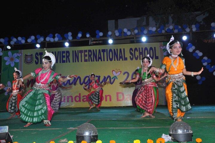 St Xavier International School-Annual Day