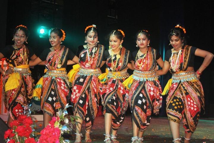St Xavier International School-Culturals