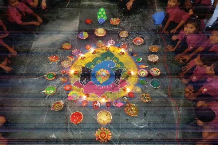 St Xavier International School-Festive Celebrations