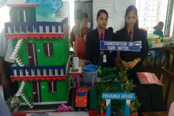 St Xavier International School-Science Exhibition